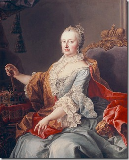 Maria Theresia ->wikipedia
