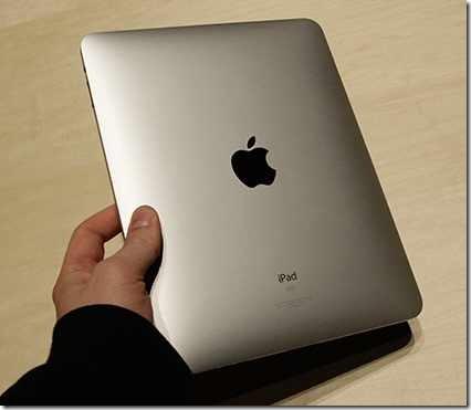 spate iPad