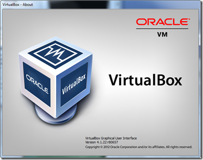 AboutVirtualBox