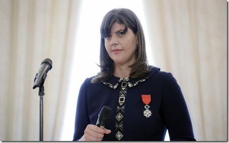 Laura Codruța Kovesi penală